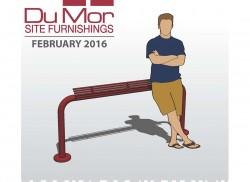 DuMor Leaning Rail
