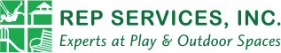 Rep Services, Inc. - Experts at Play & Outdoor Spaces