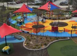 View Barnett Family Park Project