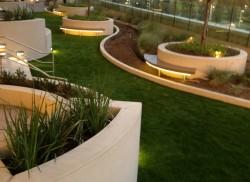 View Nemours Rooftop Garden Project
