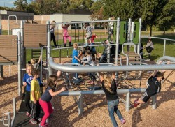 View Playgrounds & Outdoor Fitness Products